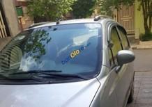 Cần bán Chevrolet Spark LT 0.8 MT 2009, màu bạc xe gia đình giá cạnh tranh