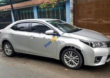 Bán Toyota Corolla altis 1.8 AT năm sản xuất 2017, màu bạc giá cạnh tranh