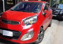 Cần bán gấp Kia Morning sản xuất năm 2012, màu đỏ, xe nhập số tự động