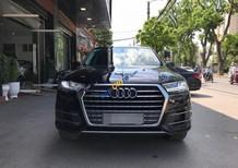 Bán Audi Q7 2.0 đời 2016, màu đen, xe nhập