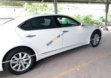 Cần bán xe Lexus LS460L 2008 màu trắng, nhập Nhật