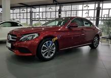 Cần bán xe Mercedes C200 đời 2018, màu đỏ
