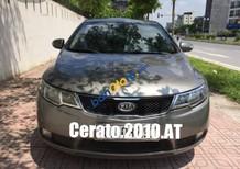 Bán Kia Cerato nhập Hàn Quốc, số tự động, màu ghi xám, Sx cuối 2010, BS HN