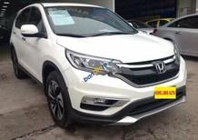 Cần bán lại xe Honda CR V 2.4 AT sản xuất năm 2016, màu trắng, 940tr
