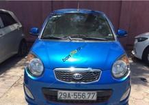 Bán Kia Morning SLX 1.0 AT đời 2010, màu xanh lam, xe nhập, 272tr