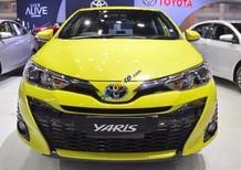 Nhận đặt hàng Toyota Yaris 2018, hỗ trợ mua xe trả góp. Hotline 0987404316