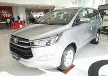 Bán Toyota Innova 2.0 E sản xuất năm 2018, màu bạc
