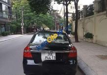 Chính chủ bán xe Daewoo Gentra năm 2010, màu đen