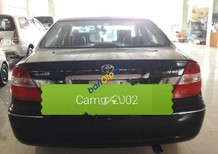 Bán Toyota Camry 2.4G đời 2002, màu đen