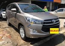 Cần bán lại xe Toyota Innova 2.0E sản xuất năm 2018, màu bạc