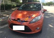 Cần bán lại xe Ford Fiesta 1.6 AT đời 2011, màu đỏ chính chủ, giá tốt