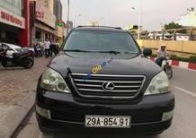 Cần bán xe Lexus GX 470 2007, màu đen, nhập khẩu