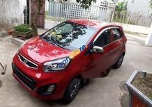Cần bán Kia Morning sản xuất năm 2013, màu đỏ