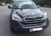 Chính chủ bán Honda CR V 2.0 sản xuất năm 2010, màu xám, xe nhập
