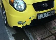 Cần bán lại xe Kia Morning SLX 1.0 AT năm sản xuất 2008, màu vàng, xe nhập chính chủ
