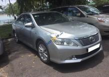 Cần bán lại xe Toyota Camry 2.5G 2013, màu bạc số tự động