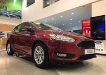 Bán Ford Focus Trend 1.5L đời 2018, màu đỏ, giá 579tr
