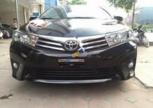 Cần bán Toyota Corolla altis 1.8G AT đời 2015, màu đen