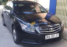 Cần bán Daewoo Lacetti SE sản xuất năm 2009, màu đen, nhập khẩu