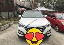 Bán xe Hyundai Santa Fe 2.4L đời 2015, màu trắng, giá 946tr