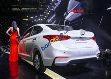 Bán xe Hyundai Accent đời 2018, màu trắng