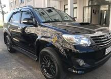 Bán ô tô Toyota Fortuner sản xuất năm 2014, màu đen chính chủ, giá tốt