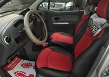 Cần bán lại xe Chevrolet Spark LT 0.8MT 2011, màu bạc
