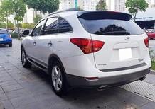 Cần bán xe Hyundai Veracruz AT 2007, màu trắng, nhập khẩu, giá chỉ 520 triệu