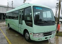 Bán xe khách Thaco 29 chỗ, động cơ Mitsubishi, thân dài 7,8m