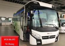 Xe khách 29 chỗ bầu hơi của thaco mẫu mã mới đầy đủ tiện nghi (TB85S-W200)