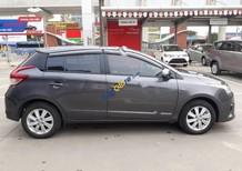 Cần bán gấp Toyota Yaris 1.3E năm sản xuất 2016, màu xám, nhập khẩu nguyên chiếc