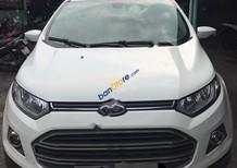 Bán ô tô Ford EcoSport Titanium 1.5L AT đời 2015, màu trắng, 530 triệu
