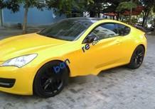 Bán Hyundai Genesis đời 2010, màu vàng chính chủ, giá chỉ 530 triệu