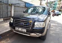 Bán ô tô Ford Everest 2.5 MT đời 2008, màu đen ít sử dụng giá cạnh tranh