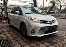 Bán Toyota Sienna Limited sản xuất 2018, nhập Mỹ
