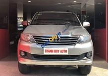 Cần bán gấp Toyota Fortuner V sản xuất năm 2012 xe gia đình, giá tốt