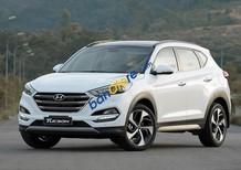 Bán xe Hyundai Tucson 1.6 T-GDI sản xuất 2017, màu trắng