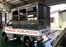 Bán ô tô Suzuki Carry Pro màn sáo - có băng ghế, xe nhập, vững vàng & êm ái dù lăn bánh trên đường phẳng hay gồ ghề