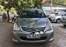 Bán ô tô Toyota Innova 2.0G MT sản xuất năm 2011, màu bạc, 485tr
