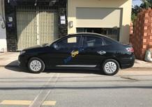 Cần bán lại xe Hyundai Avante 1.6 MT đời 2013, màu đen