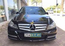 Cần bán lại xe Mercedes 2012, màu đen số tự động