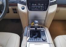 Bán xe Toyota Land Cruiser VX V8 sản xuất 2016, màu đen, xe nhập