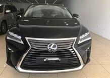 Cần bán Lexus RX350 đời 2016, màu đen, nhập khẩu nguyên chiếc, chính chủ