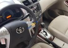 Cần bán gấp Toyota Corolla altis 1.8G AT đời 2014, màu đen như mới, giá tốt