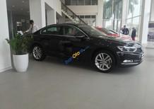 Bán Volkswagen Passat 1.8 Bluemotion sản xuất 2017, màu đen, nhập khẩu