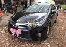 Bán Toyota Corolla altis 1.8 G đời 2016, màu đen