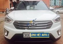 Chính chủ bán Hyundai Creta 1.6 AT đời 2016, màu trắng, nhập khẩu