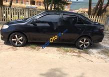 Cần bán gấp Toyota Vios sản xuất năm 2007, màu đen