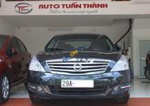 Bán xe Nissan Teana 2.0 AT năm 2011, màu đen, nhập khẩu còn mới, giá 555tr