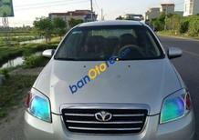 Bán Daewoo Gentra đời 2007, màu bạc, 147tr